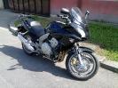 Moje Honda CBF 1000