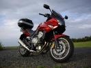 Honda CBF - motorky členů