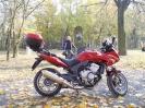 Moje CBF rv.2009-podzimní výlet 30.10.2010